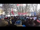 В Кирове впервые проходит акция «Бессмертный батальон»
