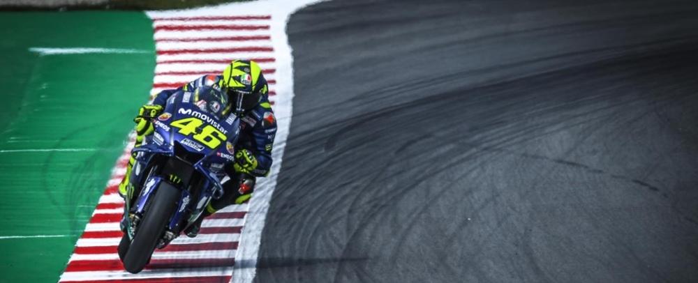 Гран При Каталонии 2018: Валентино Росси лучший по итогам первой практики