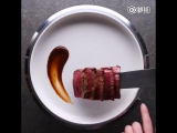 как сделать еду красивой