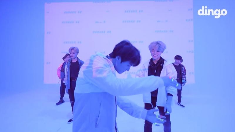 NCT 제노가 추는 Baby don't stop / 100초댄스 비하인드