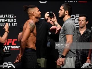 #Прямая_трансляция #UFC Fight Night Ислам Махачев – Каян Джонсон Гаджимурад Антигулов – Ион Кутелаба Alvarez vs Poirier 2 Ис