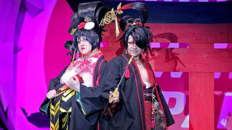 Hinode 2018 отбор на WCS Rengoku ni Warau (Uchiha Madara и Uchiha Izuna)