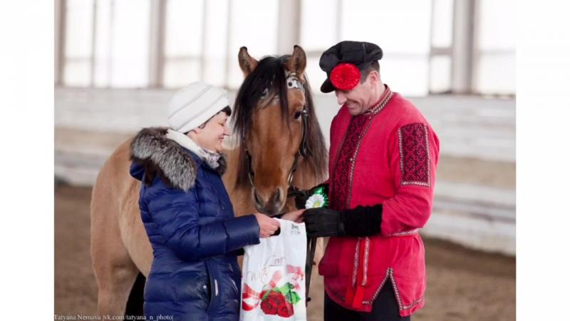 Фестиваль Рабочая Лошадь России - 2017