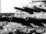 Battleship USS South Dakota (BB-57) joins U. S. Fleet - 1942