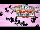 Power Rangers. Super Megaforce intro. PMV