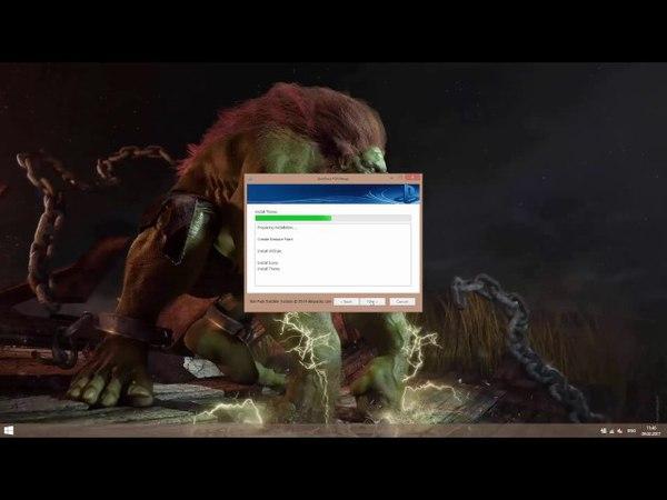 Как установить новый пакет оформления для Windows 7, 8.1, 10, 13, 15