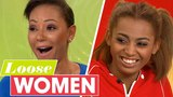 Mel B's Daughter Reveals What She Really Thinks of Her Mum Loose Women