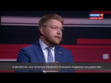 Николай Рыбаков, Вечер с Владимиром Соловьевым