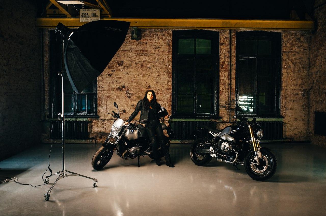 течением фотосессии на мотоциклах питер известно