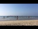 Пятница на пляже Тель-Авива