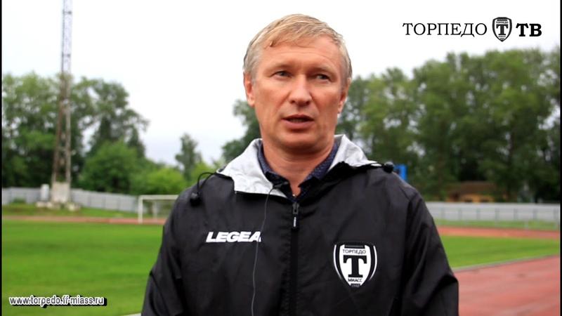 Флеш-интервью Владимир Фёдоров. 14.07.18