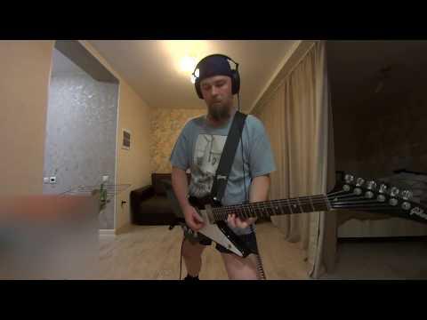 Metallica Wherever I May Roam Guitar Solo Cover by Stan Bulan