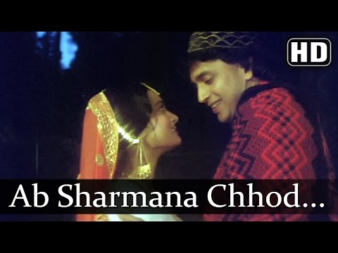 Ab Sharmana Chhod De - Deewana Tere Naam Ka Song - Mithun Chakraborty - Vijeyta - Asha Bhosle Hits