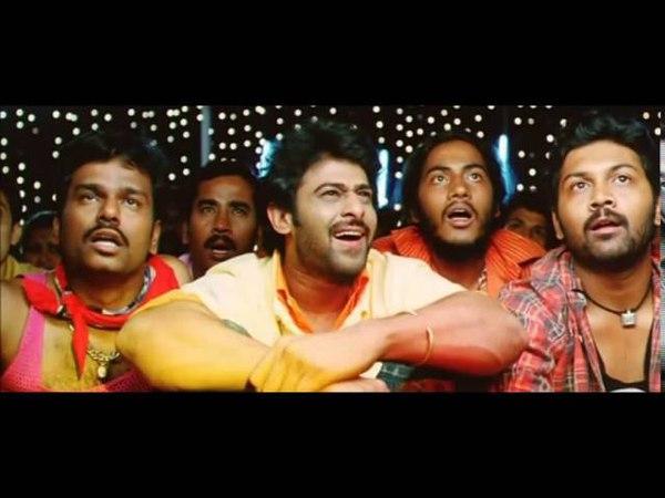 Прабхас (Prabhas) - шутливый микс - нарезка из фильмов