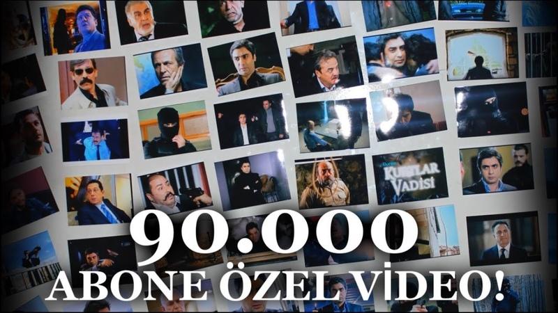90.000 ABONE ÖZEL VİDEO!