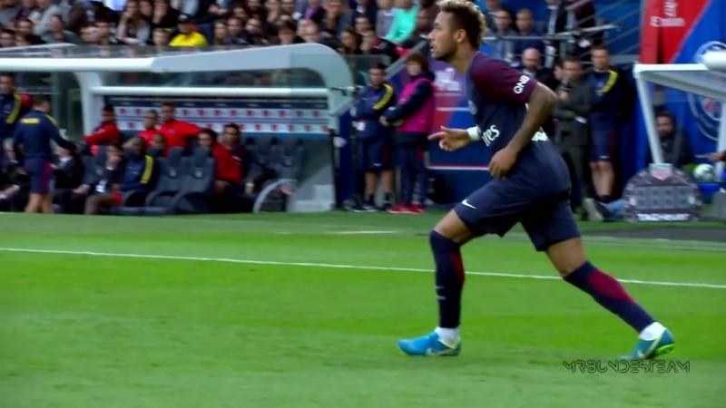 Neymar Jr Destroying Everyone ► Crazy Skills PSG 2017/2018