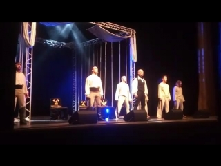 Рок-опера «Юнона и Авось» на сцене КЦ «Зеленоград»
