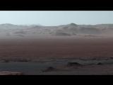 В NASA показали пейзажи Марса