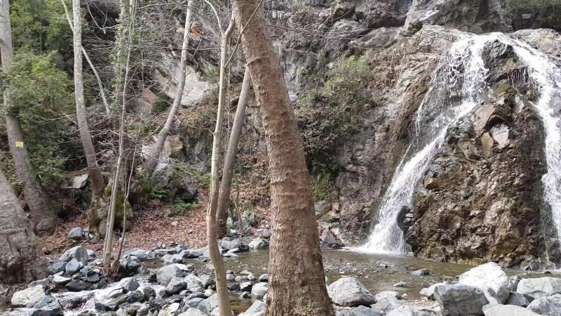 Водопад Кантара ⛰