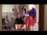 wonder woman tickle guy