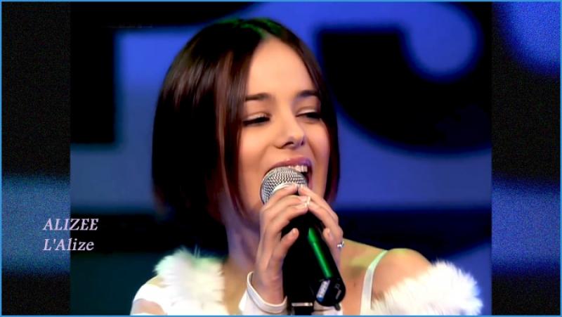 Alizee L'Alize Live 2002 60 fps