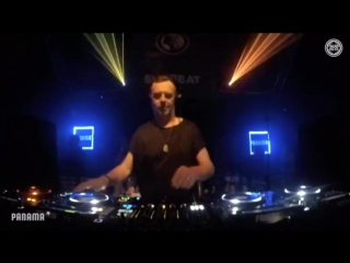 Nick Warren playing my 3 tracks on ADE 2017