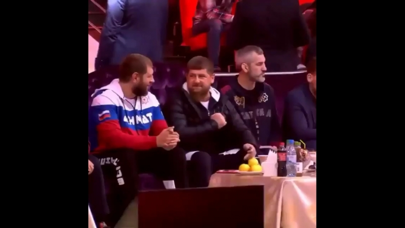 Кадыров Емельяненко