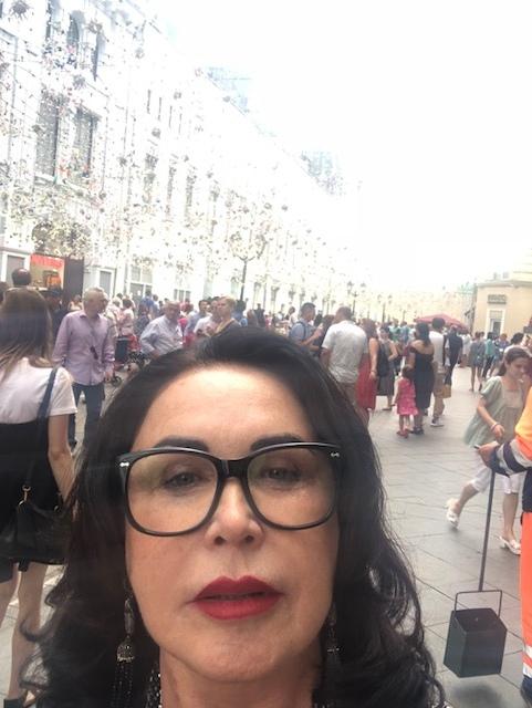 Надежда Бабкина   Москва