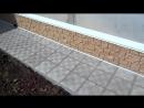 Укладка бетонной плитки монтаж цокольного сайдинга