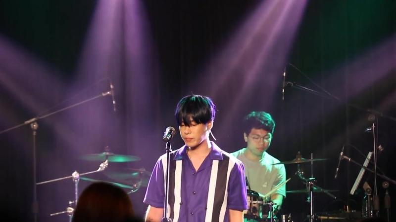 180715 정진우(Jung JinWoo) - 소음(Noise) @스마일러브위크엔드    fancam