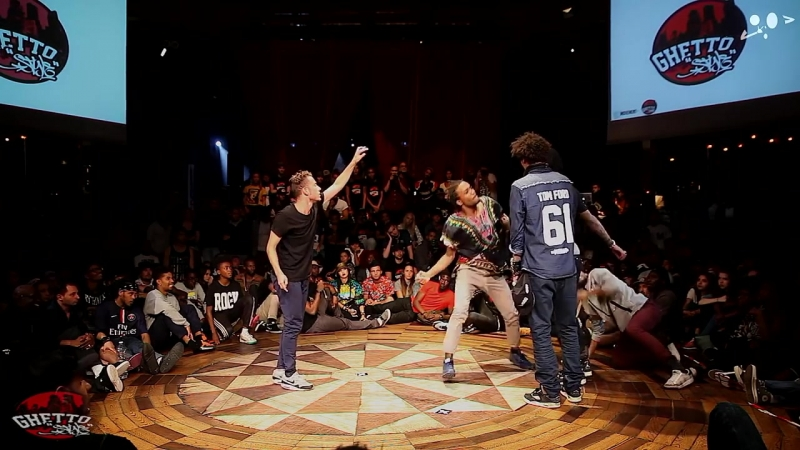 Waydi, Rochka, Les Twins - FINAL GS FUSION CONCEPT WORLD FINAL (CLEAR AUDIO)