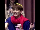 FANCAM 04.05.18 Chan @ UNB 8th Fansign International Youth Center