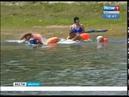 «Моржи» в Ангаре 13 экстремалов за три дня намерены преодолеть вплавь по реке 80 километров