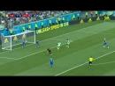 ЧМ 2018 Ахмед Муса 2 ой гол сборной Нигерии Нигерия Исландия