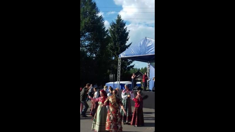 Соминская Петровская ярмарка окончание праздника