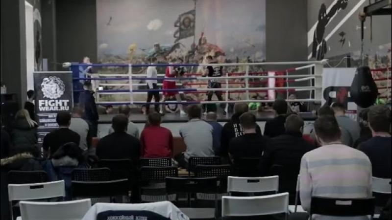 Кадры с Открытого Ринга по боксу в ЦЕ Русич