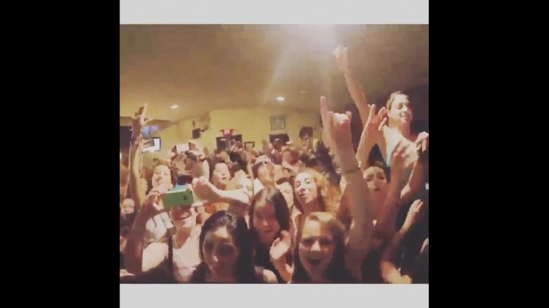 Tnx and Austin TX we almost broke this house party