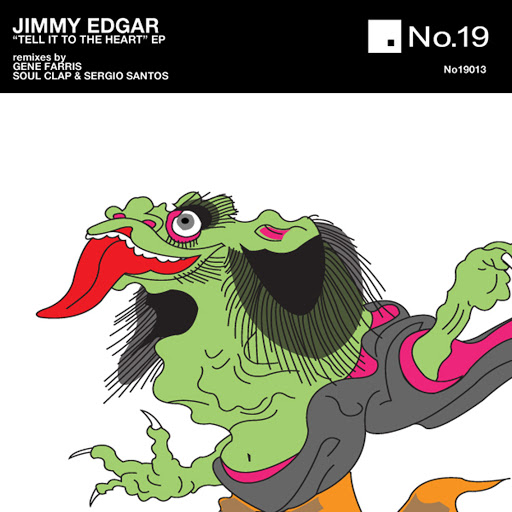 Jimmy Edgar альбом Tell It To The Heart