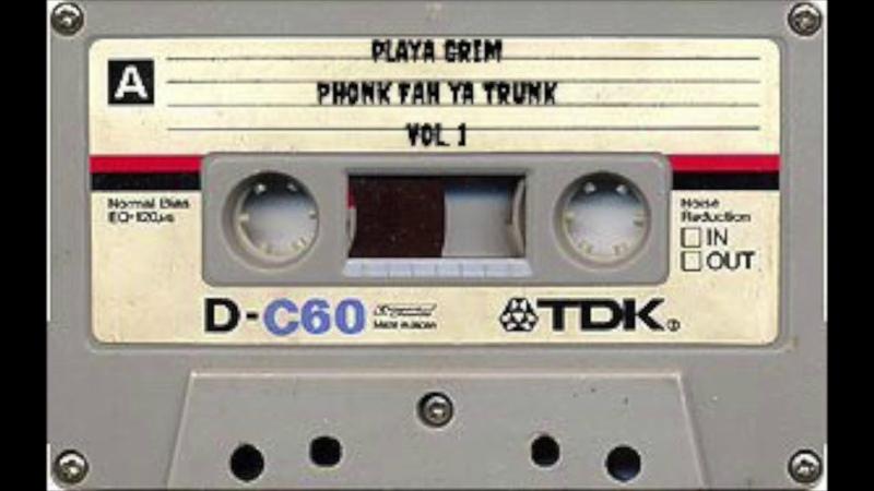 Playa Grim Phonk Fah Yo Trunk Mix Vol.1 Sampler