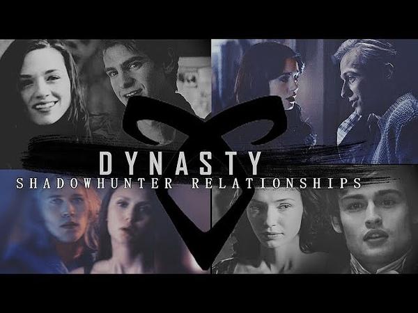 ➰ Dynasty... {Shadowhunters: TMI/TDI/TDA} | BookWormsStudios