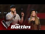 Jake Benson vs Jilly Riley - Every Breath You Take (The Voice UK 2018)