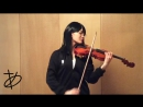 This video is the reason why I wanna learn violin is from haikyuu,one of my fav anime😍😍😍😍