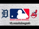 Detroit Tigers vs Cleveland Indians | 23.06.2018 | AL | MLB 2018 (2/3)