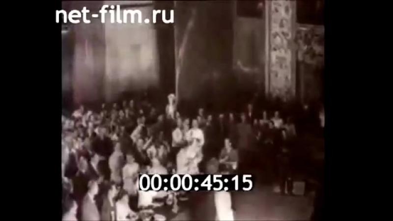 Выступление Льва Давидовича Троцкого