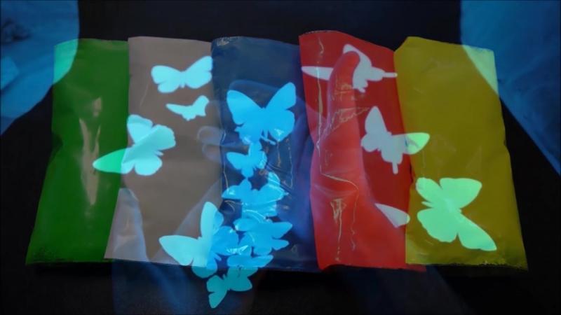 Светящаяся краска применение характеристики советы как выбрать