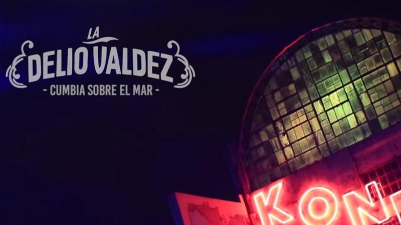 La Delio Valdéz - Cumbia Sobre el Mar (Vivo en el Konex 2018)
