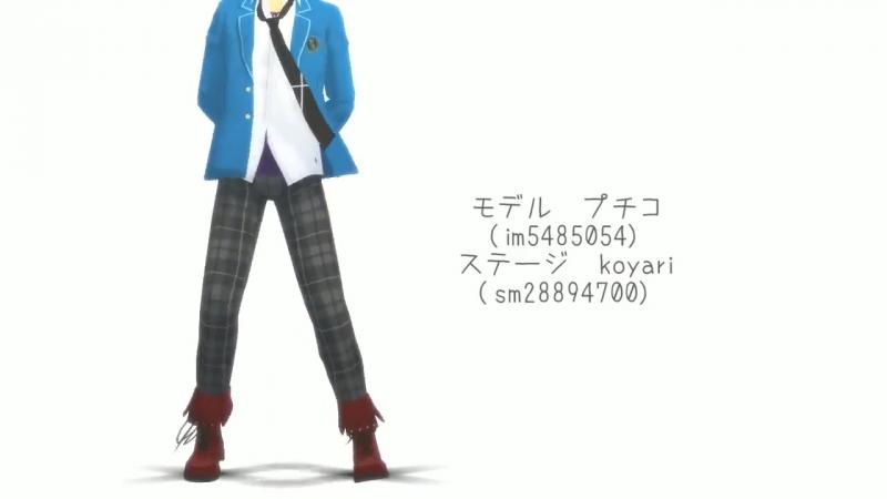 【MMDあんスタ】ハッピーシンセサイザ【UNDEAD】.mp4