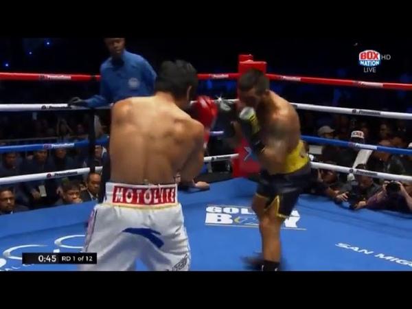 Мэнни Пакьяо vs Лукас Матиссе. Полный Бой | Manny Pacquiao vs Lucas Matthysse. FULL FIGHT HD