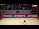 Саломе Пажава - Гран-При Москва 2018, лента