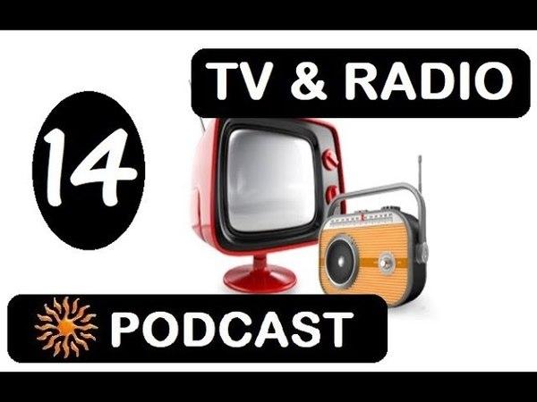 CONVERSA EN ESPAÑOL 14 - TV y radio